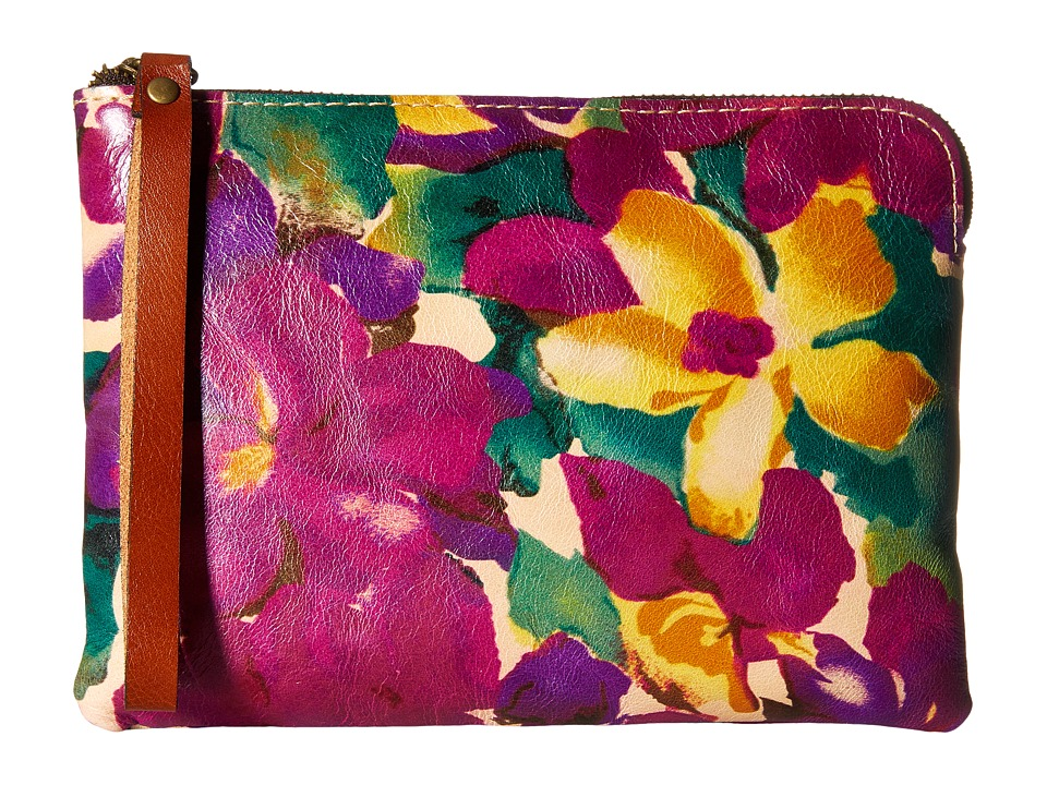 Patricia Nash Cassini Blooming Romance Wristlet Handbags