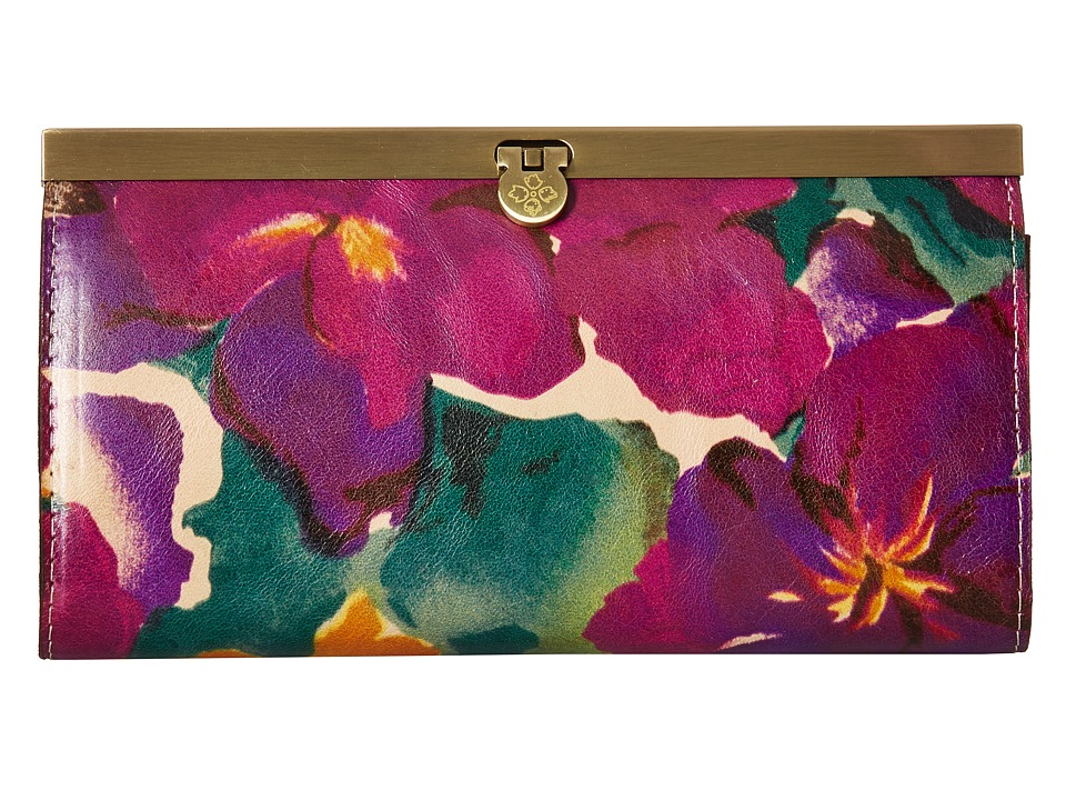 Patricia Nash - Cauchy Wallet (Blooming Romance) Wallet