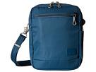 Pacsafe Citysafe CS75 Anti-Theft Crossbody Travel Bag (Teal)