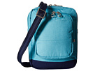 Pacsafe Citysafe LS75 Anti-Theft Crossbody Travel Bag (Lagoon)