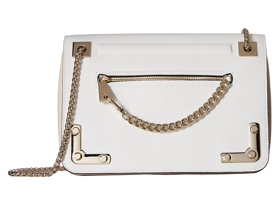 Furla - Diana Small Crossbody (Chalk/Conchiglia) Cross Body Handbags