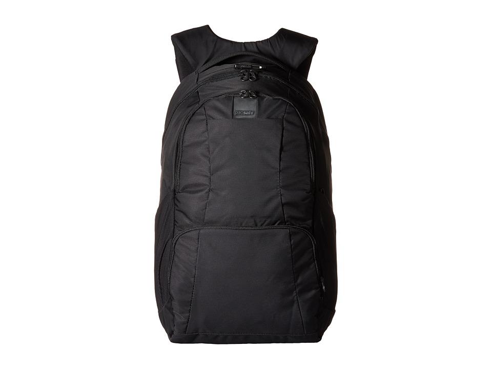 Pacsafe - Metrosafe LS450 25L Backpack (Black) Backpack Bags