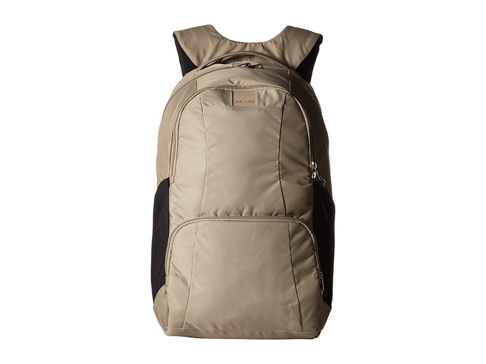 Pacsafe - Metrosafe LS450 25L Backpack (Sandstone) Backpack Bags