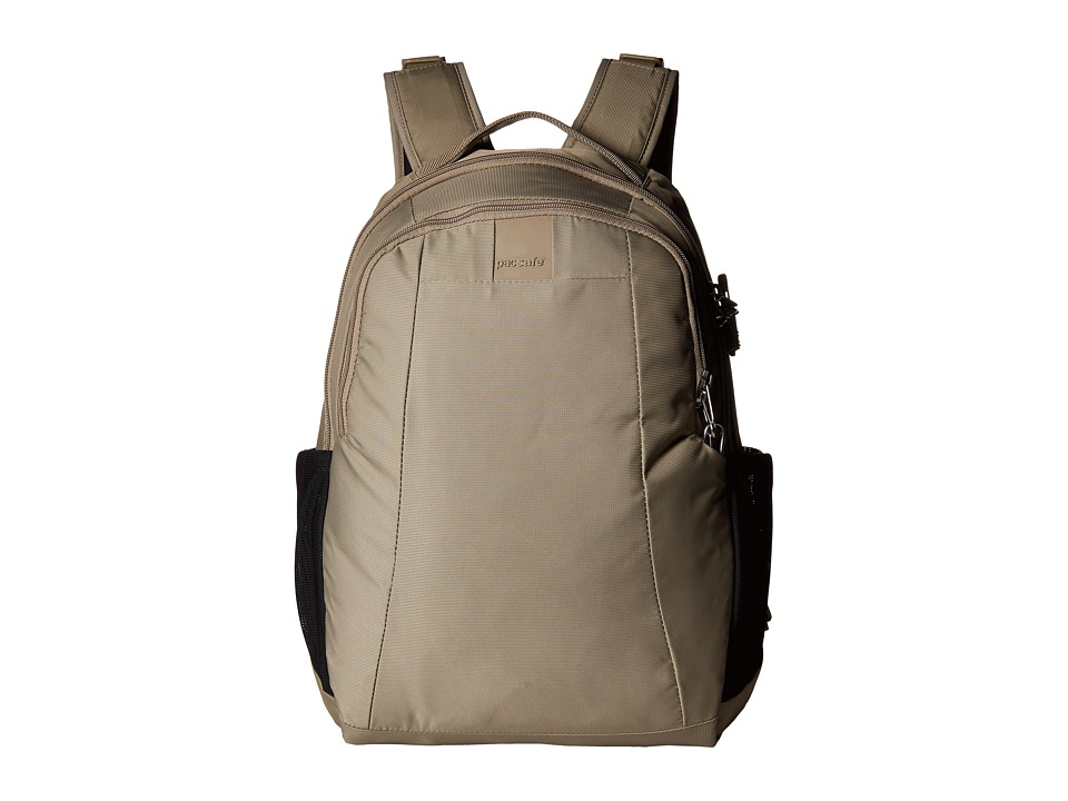 Pacsafe - Metrosafe LS350 15L Backpack (Sandstone) Backpack Bags