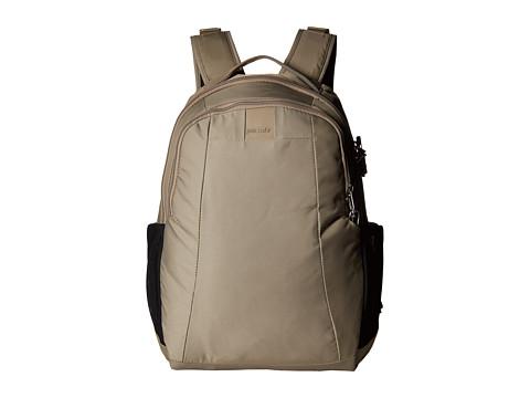 Pacsafe Metrosafe LS350 15L Backpack - Sandstone