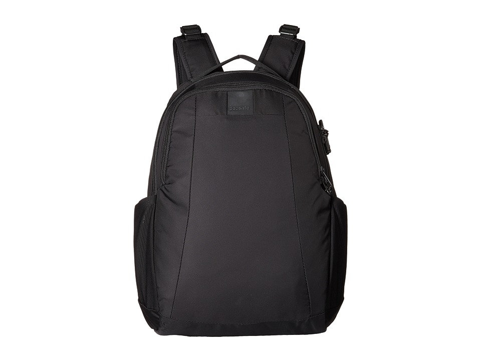Pacsafe - Metrosafe LS350 15L Backpack (Black) Backpack Bags
