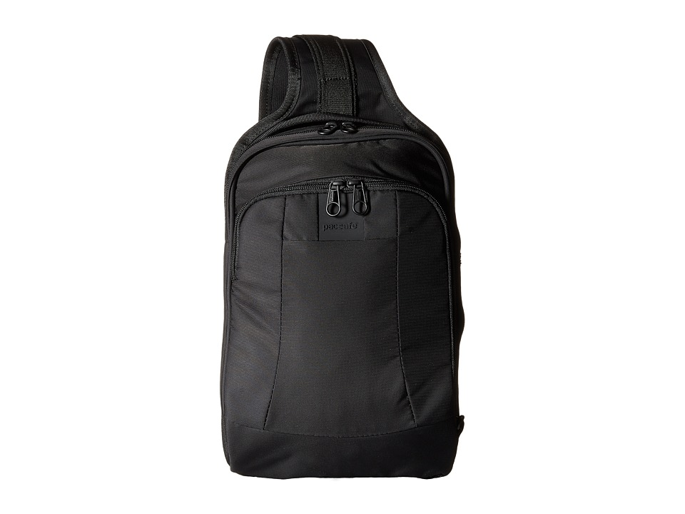 Pacsafe MetroSafe LS150 Sling Backpack (Black) Backpack Bags