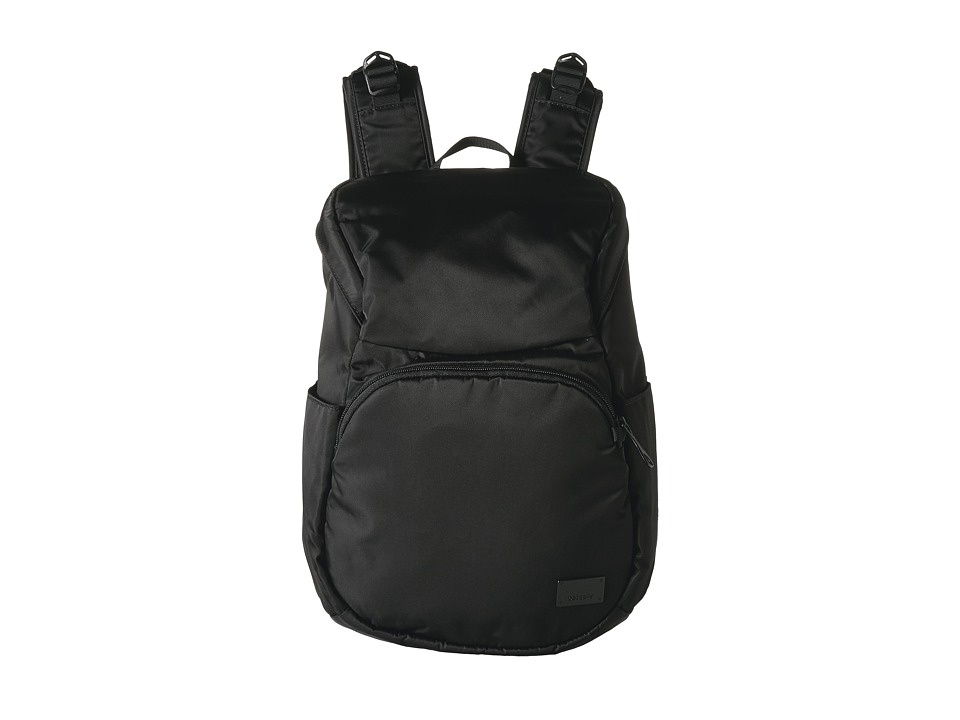 Pacsafe - Citysafe CS300 Compact Backpack (Black) Backpack Bags