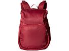 Pacsafe Citysafe CS300 Compact Backpack (Cranberry)