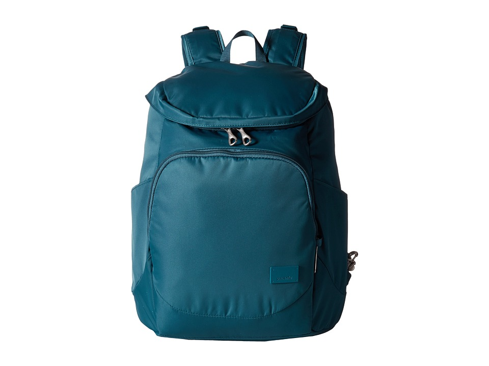 Pacsafe - Citysafe CS350 Backpack (Teal) Backpack Bags