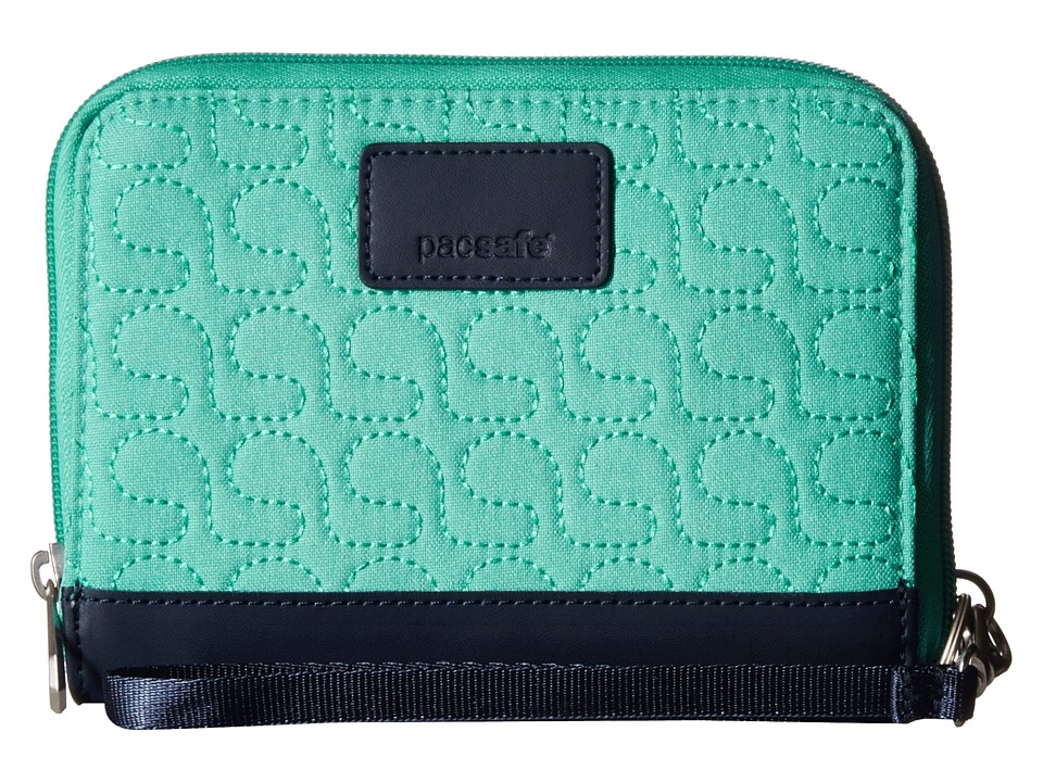 Pacsafe - RFIDsafe W150 RFID Organizer (Lagoon) Wallet
