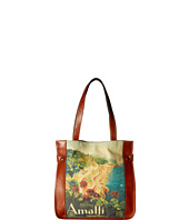 Patricia Nash - Travel Poster Tote