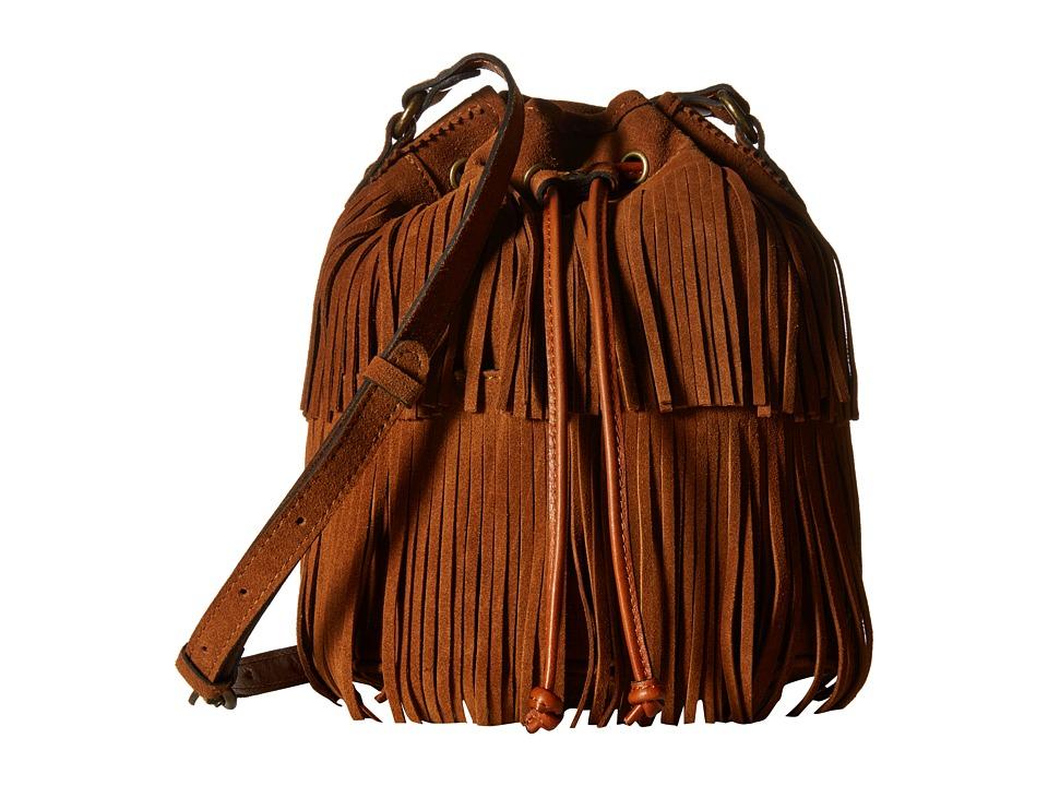 Patricia Nash Bronte Bucket Tan Handbags