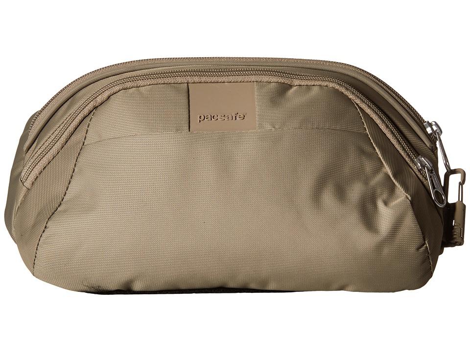 Pacsafe - Metrosafe LS120 Hip Pack (Sandstone) Bags