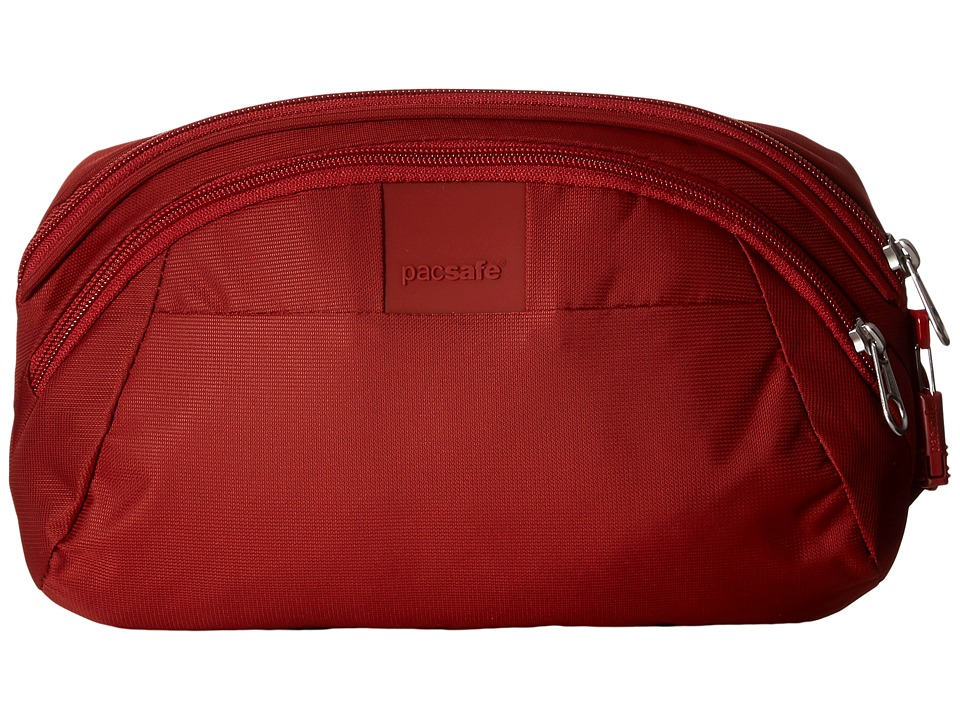 Pacsafe - Metrosafe LS120 Hip Pack (Vintage Red) Bags