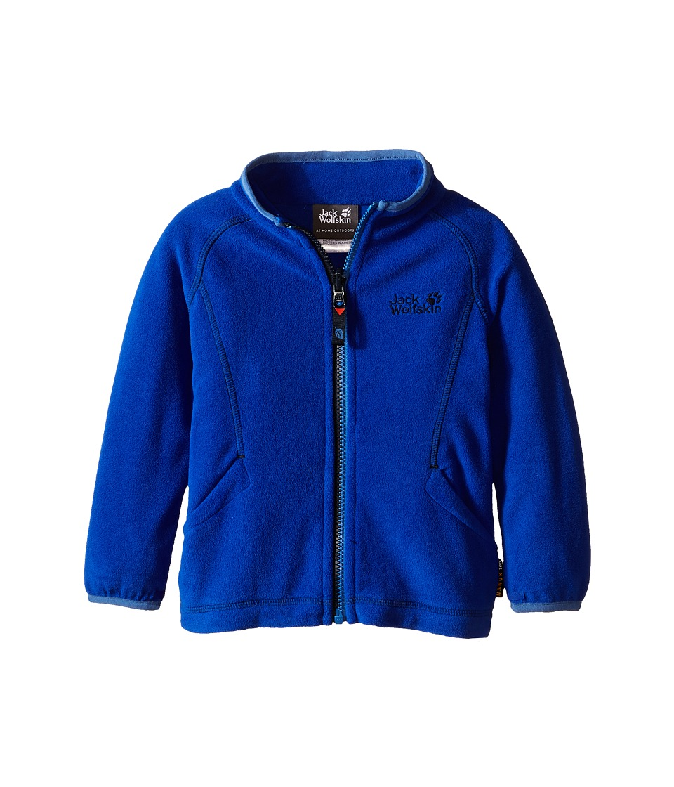 Jack Wolfskin Kids - Woodpecker 3 Jacket (Infant/Toddler) (Active Blue) Boy