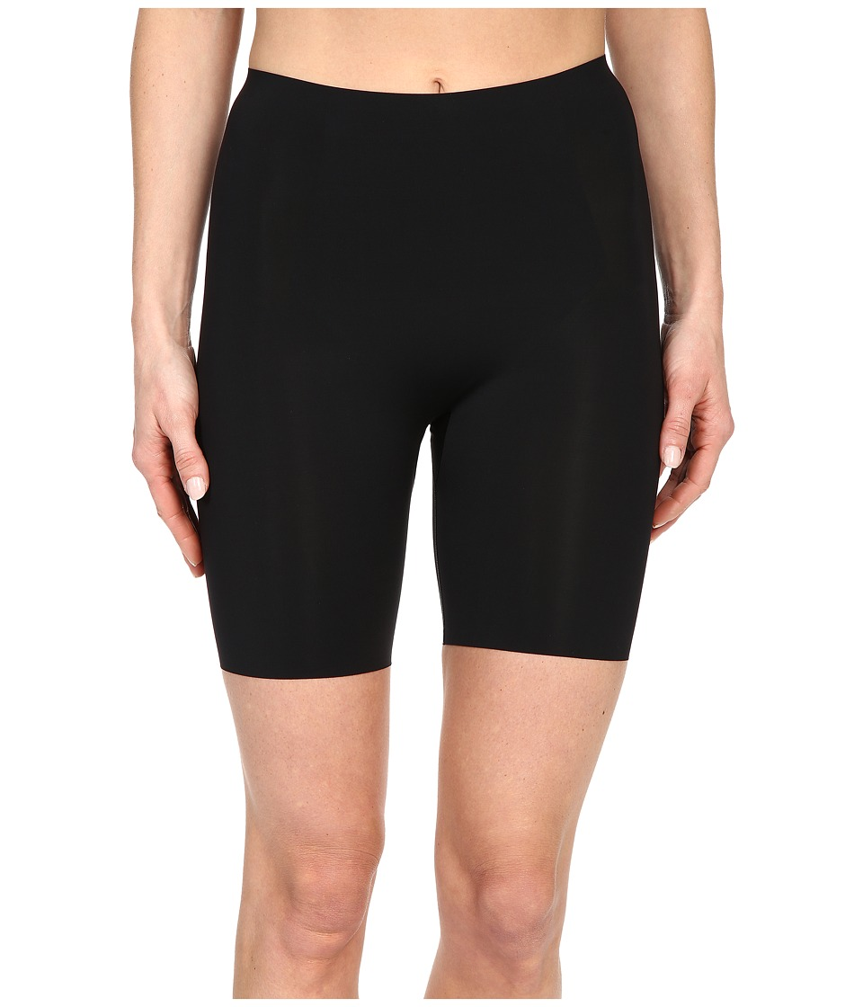 Spanx Thinstincts Mid Thigh Short Very Black Womens Underwear