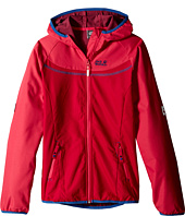 Jack Wolfskin Kids - Turbulence Jacket (Little Kid/Big Kid)