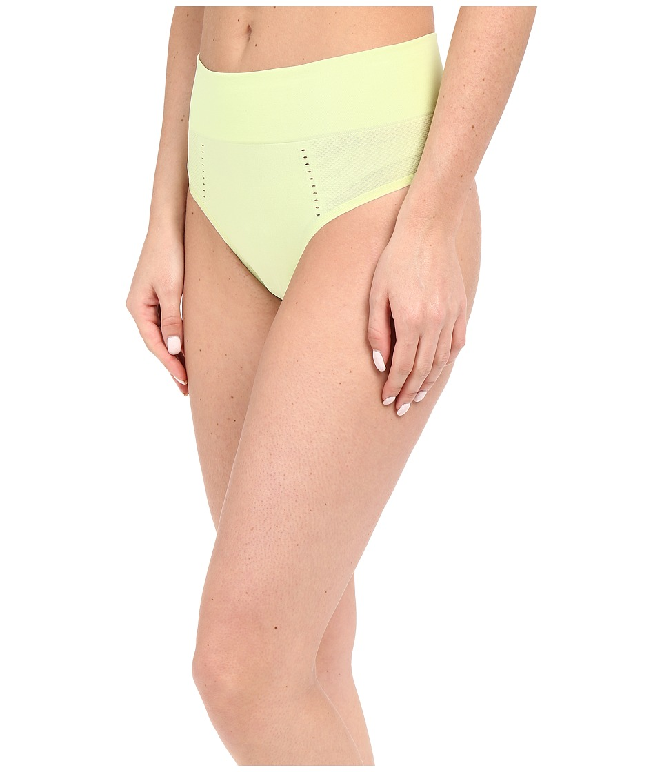 Spanx Lounge Hooray Thong Limeade Womens Underwear