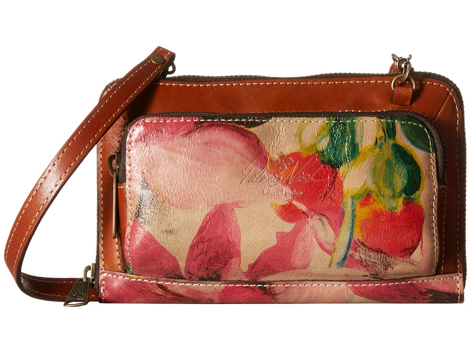 Patricia Nash Andria Crossbody Spring Multi Cross Body Handbags