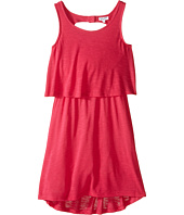 Splendid Littles - A Line Dress with Button Detail (Big Kids)