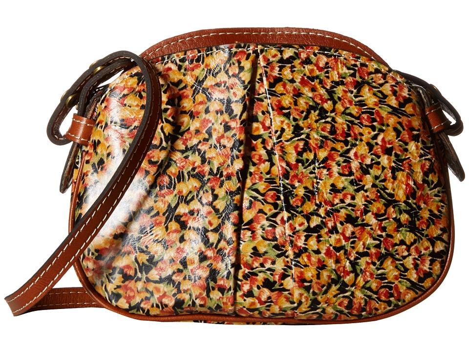 Patricia Nash Chania Crossbody Mini Bloom Cross Body Handbags