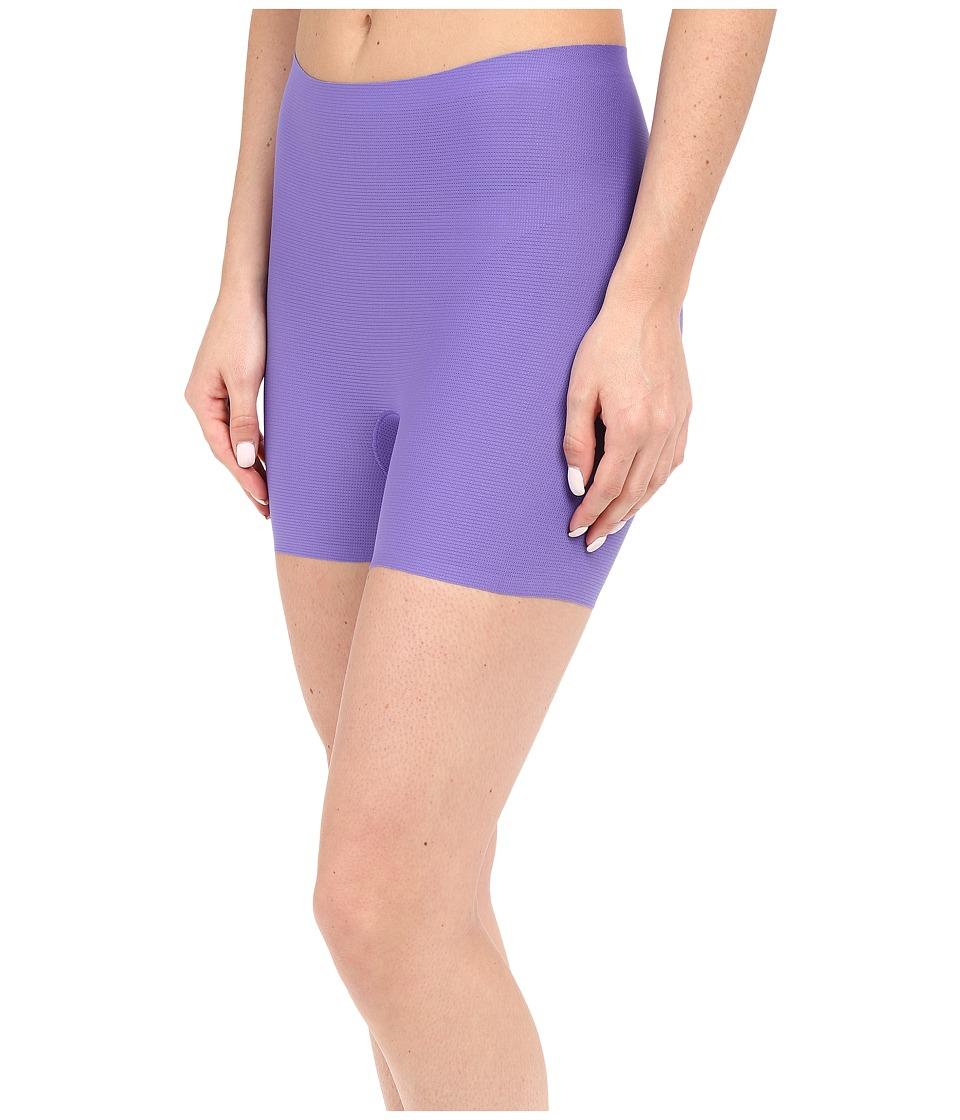 Spanx Perforated Girlshorts Mystic Purple Womens Underwear