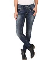 Ariat - R.E.A.L. Skinny Aztec in Baltic