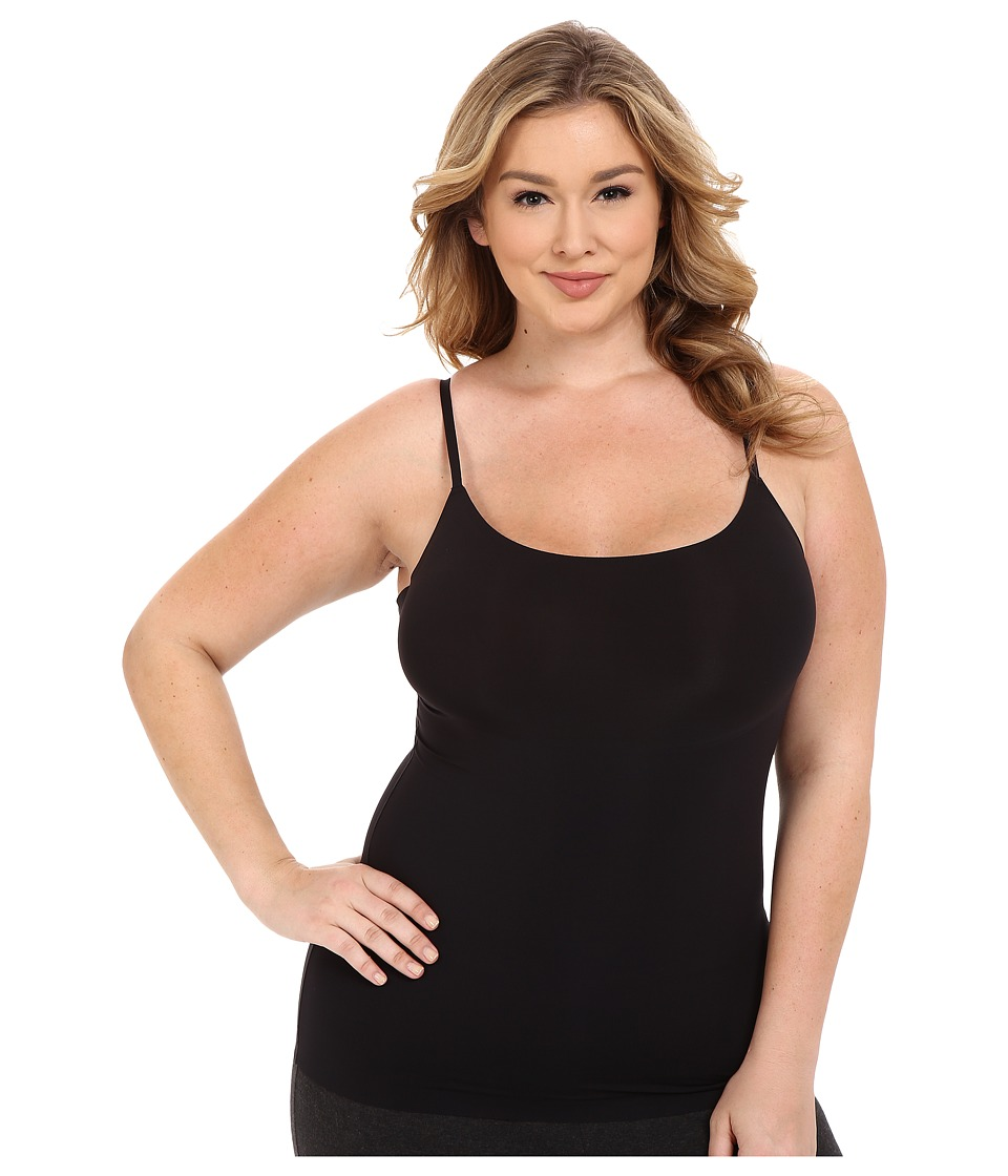 Spanx Thinstincts Convertible Cami (Very Black) Women