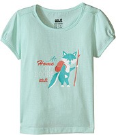 Jack Wolfskin Kids - Wilderness T-Shirt (Little Kid/Big Kid)