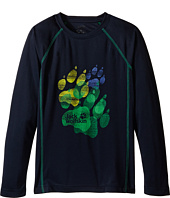 Jack Wolfskin Kids - Sunshade Long Sleeve (Little Kid/Big Kid)