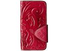Patricia Nash Tooled Fiona iPhone 6 Case (Raspberry Tooled)