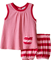 Splendid Littles - Multi Stripe Dress with Bloomer (Infant)