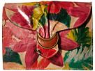 Patricia Nash Van Sannio Trifold Clutch (Spring Multi)