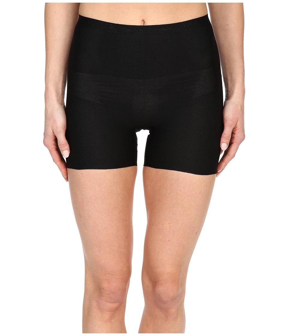 Spanx Perforated Girlshorts Very Black Womens Underwear