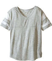 Splendid Littles - Short Sleeve Mesh Top (Big Kids)