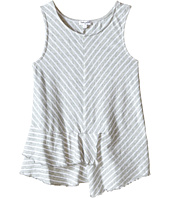 Splendid Littles - Striped Yarn Dye Tank Top (Big Kids)