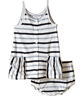 Splendid Littles - Striped Mesh Dress (Infant)