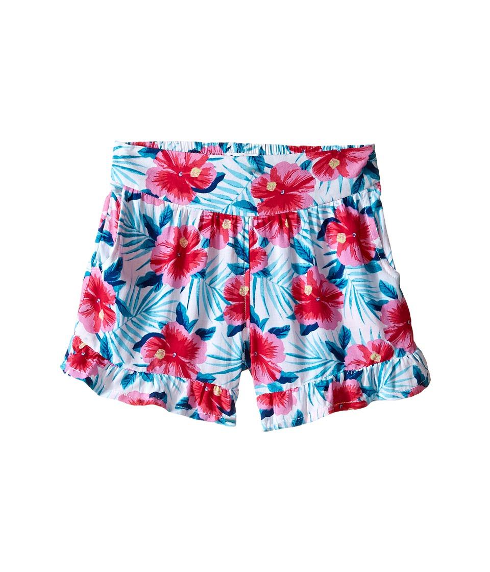 Splendid Littles All Over Print Ruffle Shorts Toddler Print Girls Shorts