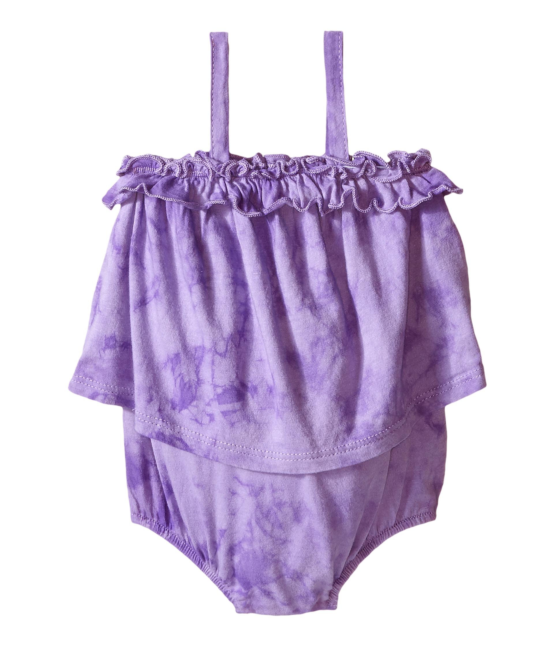 Splendid littles tie dye romper infant free for Splendid infant