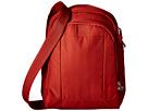 Pacsafe Metrosafe LS250 Shoulder Bag (Vintage Red)