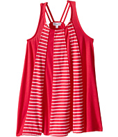Splendid Littles - Striped Dress with Yarn Dye Overlays (Toddler)