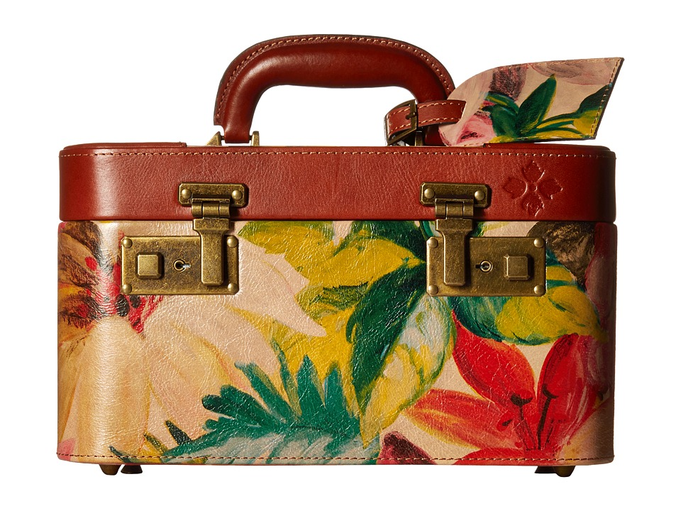 Patricia Nash - Paradiso Train Case (Spring Multi) Bags