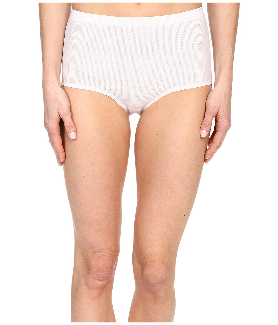 Spanx Perforated Hipster White Womens Underwear