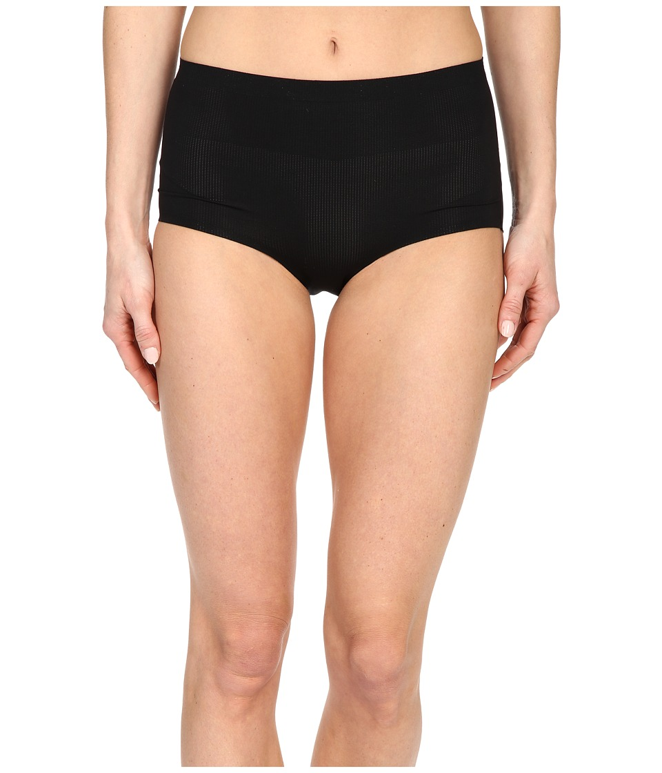 Spanx Perforated Hipster Very Black Womens Underwear