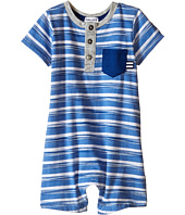 Splendid Littles - Space Dye Stripe Romper (Infant)