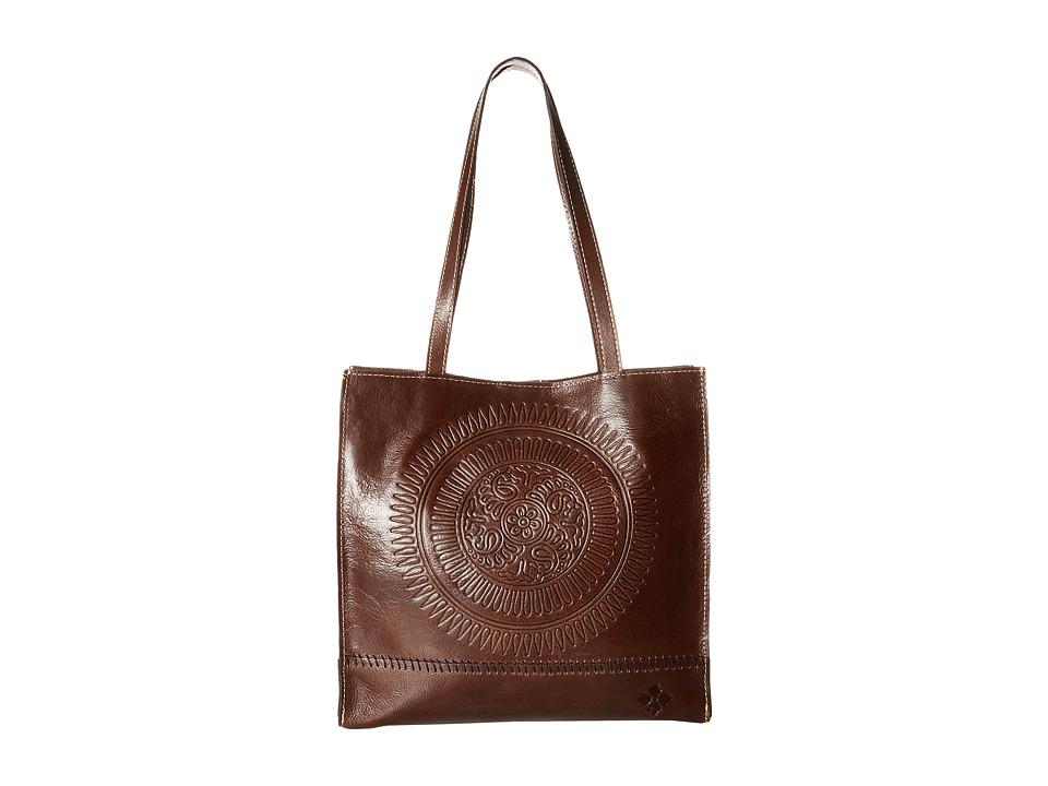 Patricia Nash - Toscano Tote (Brown) Tote Handbags