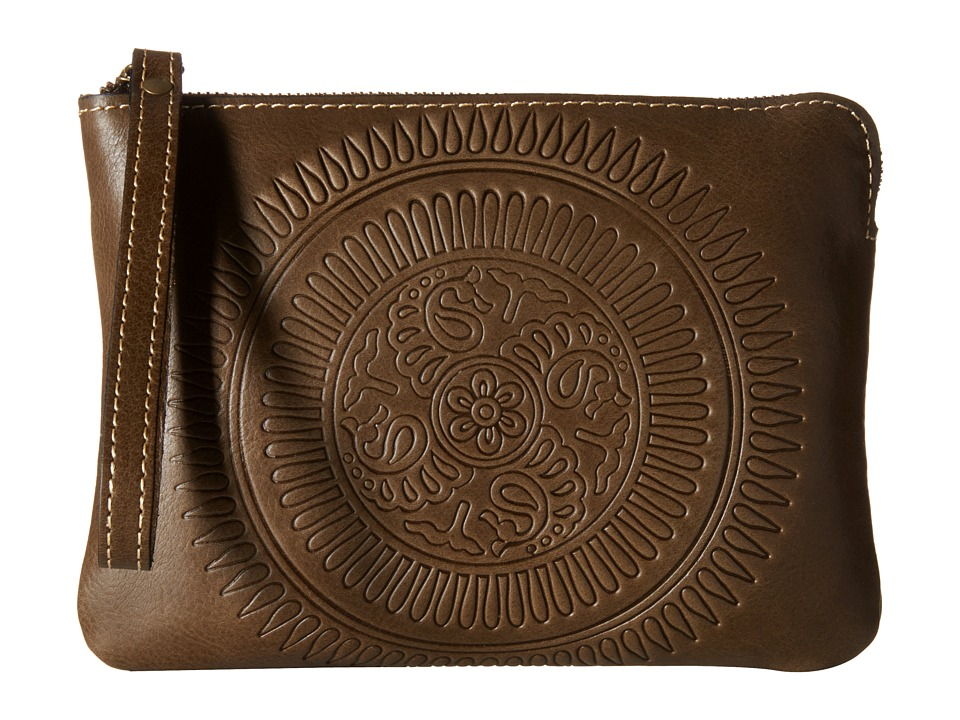 Patricia Nash Cassini Wristlet Olive Wristlet Handbags
