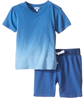 Splendid Littles - Reverse Dip Dye Tee with Shorts (Infant)
