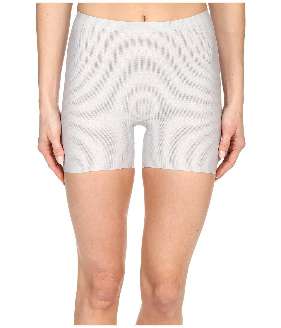 Spanx Perforated Girlshorts Crystal Grey Womens Underwear